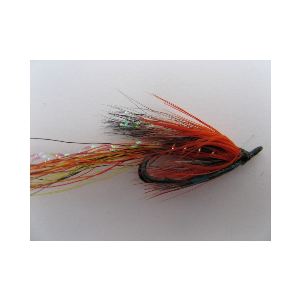 Currys Red Shrimp ( Modern) Double