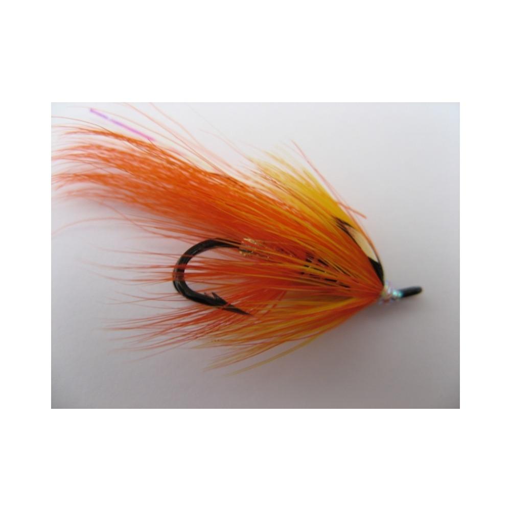 Flamethrower Orange Double