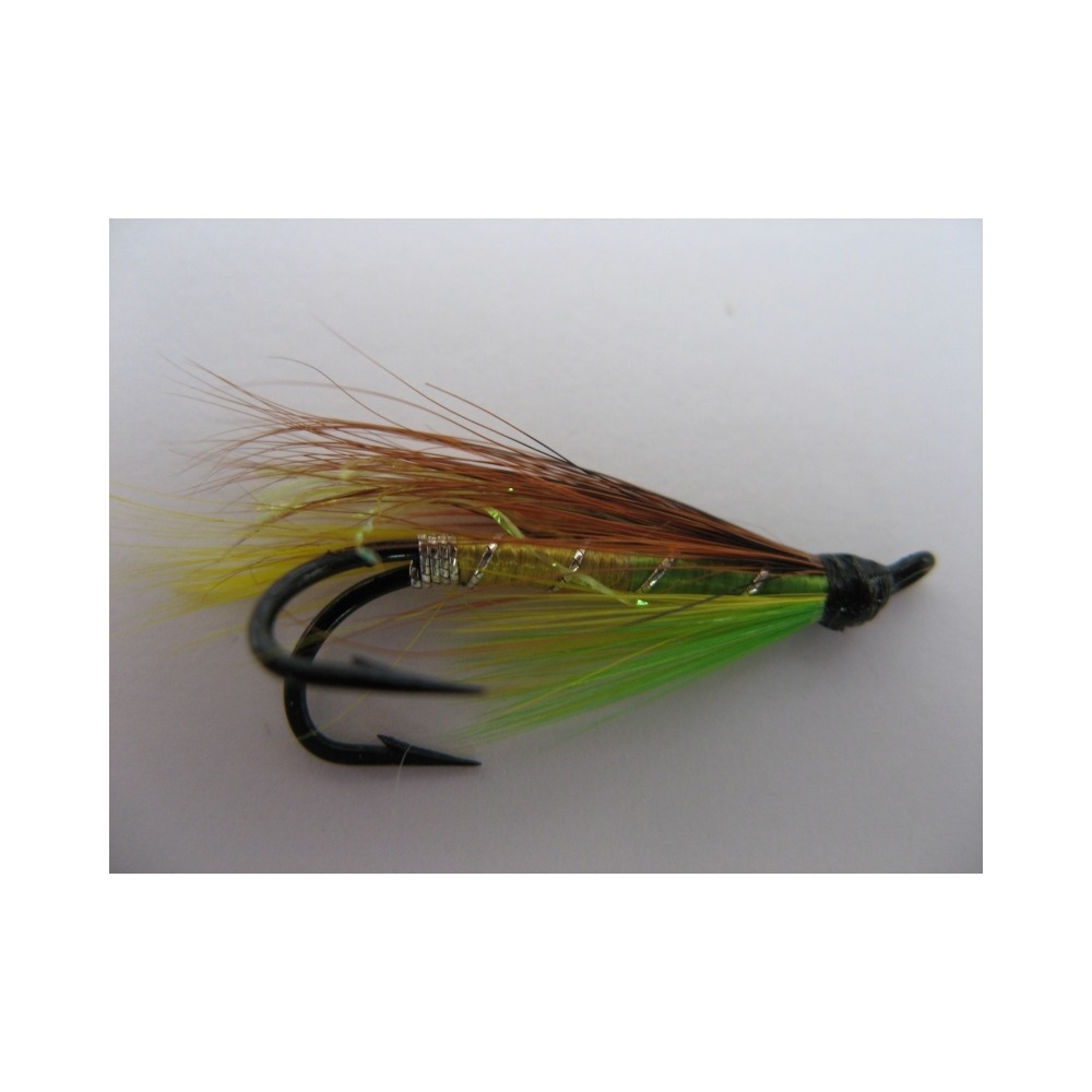 Green Highlander Hairwing Double