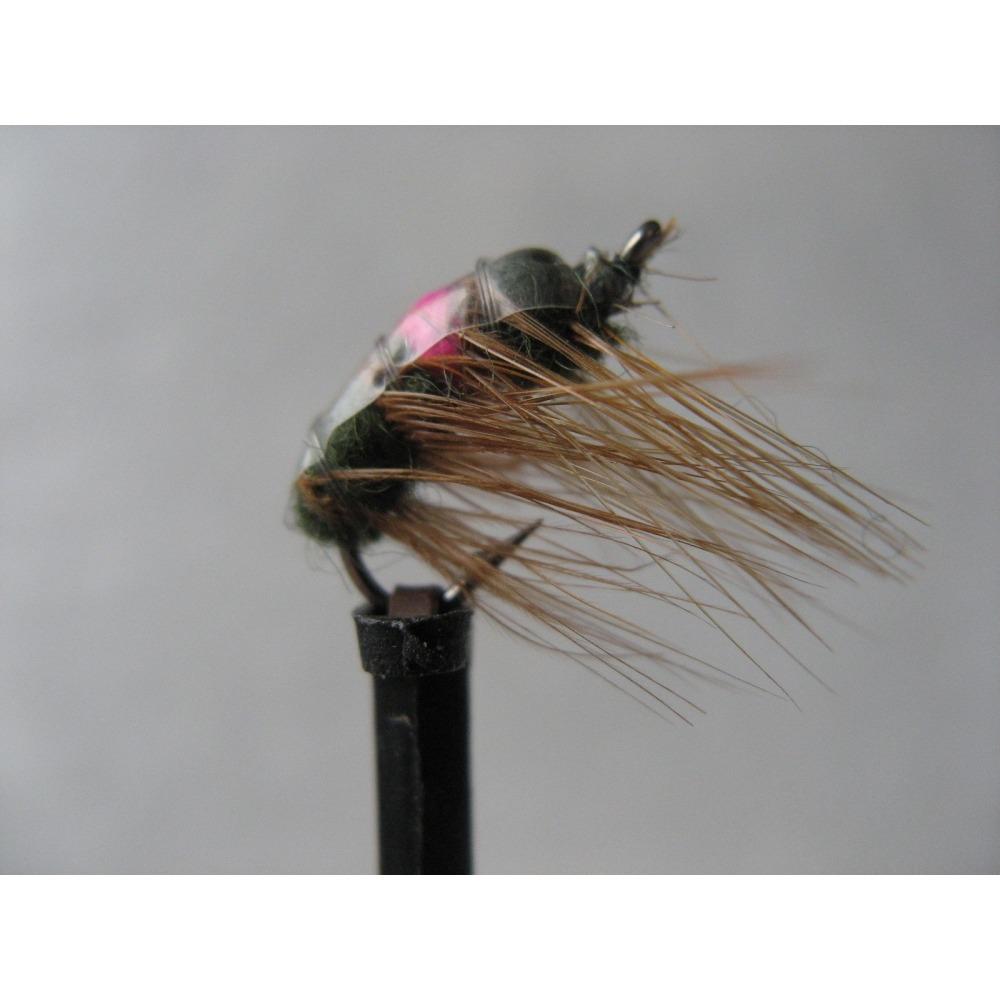 Tungsten Shrimper Pink Size 12