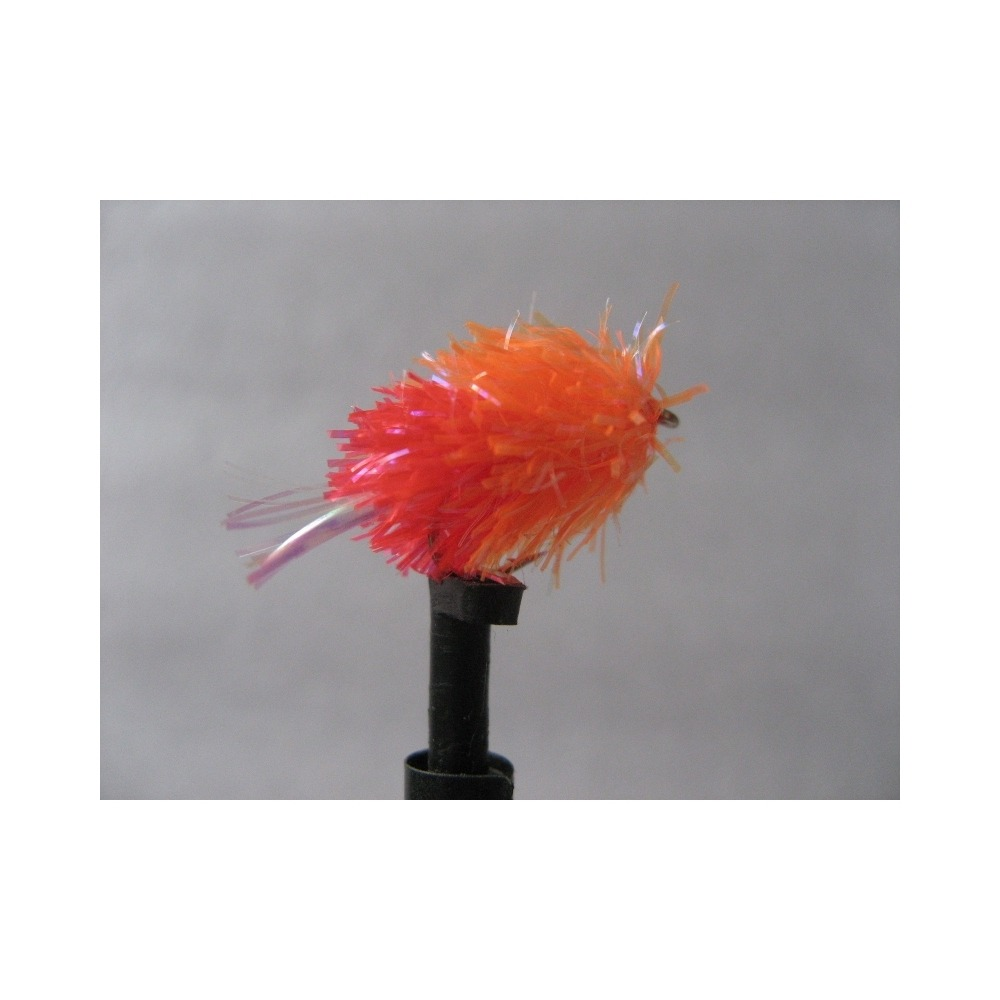 Blob UV Tail UV Orange/Red Size 10