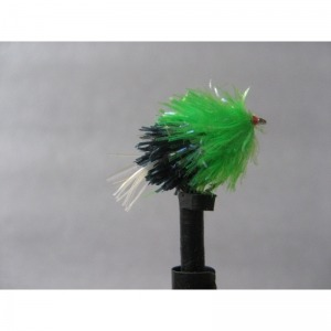 Blob UV Tail UV Green/Black Size 10