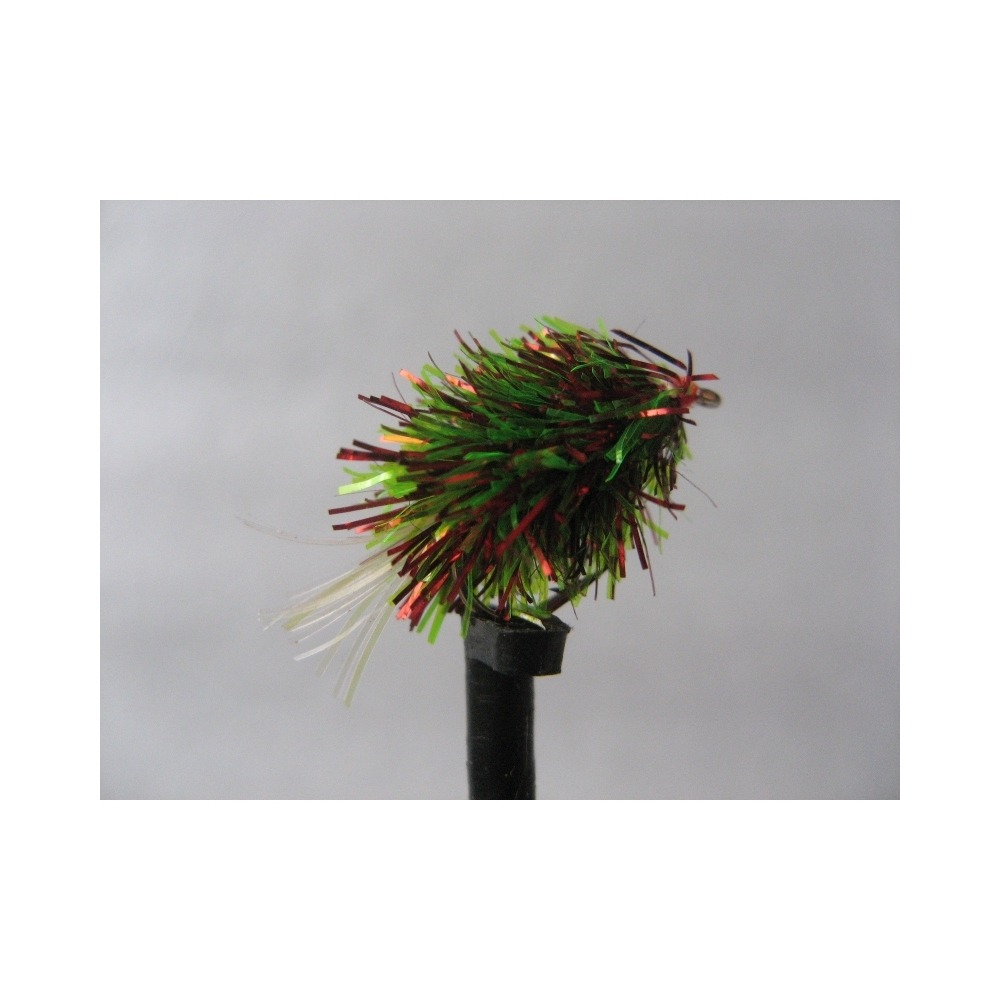 Blob UV Tail Dennis Red/Green Size 10