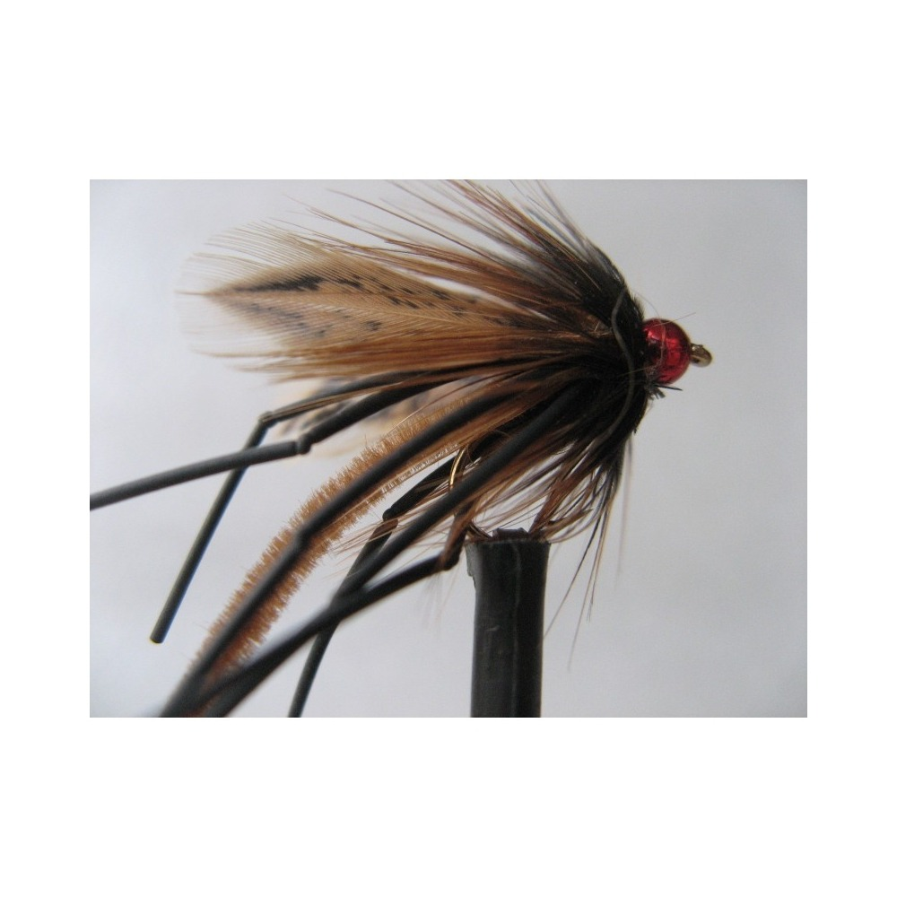 Daddy Tungsten Red Holo Size 10