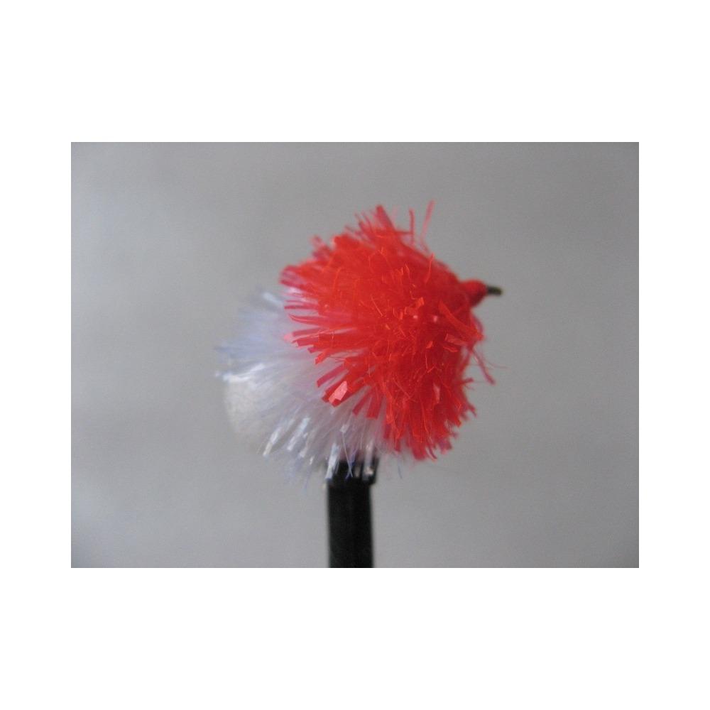 FAB Blob Red N White Size 10