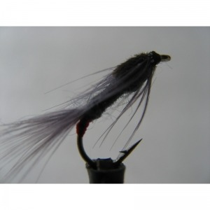 Wtd Nymph Iron Blue Dun Size 12