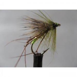 Goldhead March Brown Nymph Size 12