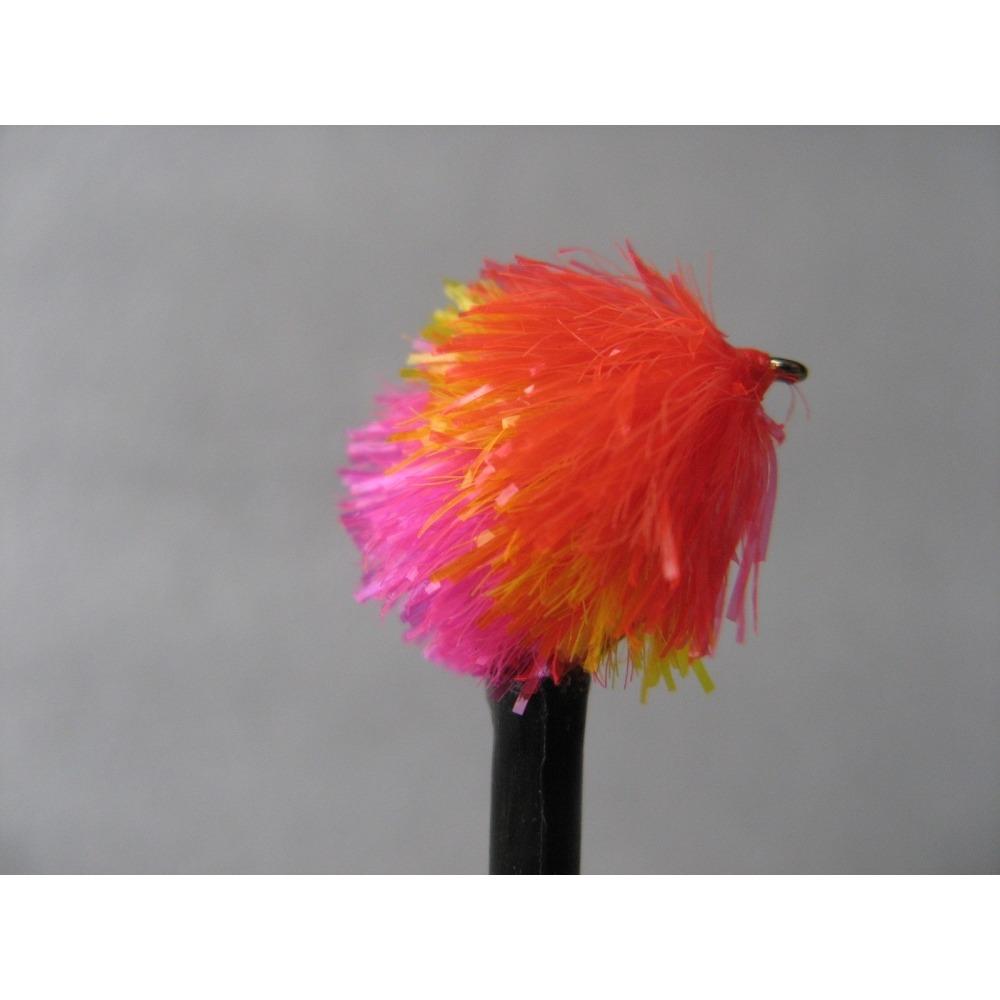 Orange/Sunburst/PinkTailless Blob Size 10