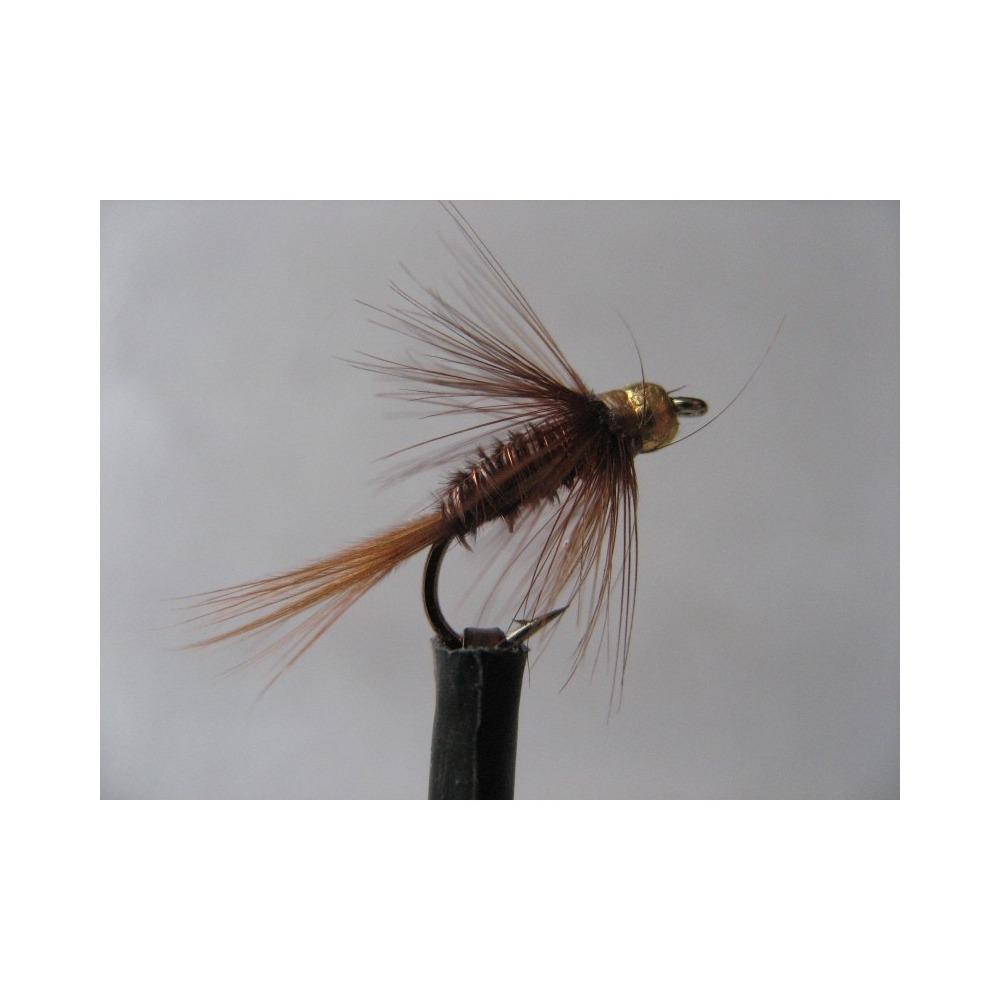 Goldhead Wet Zulu Black Size 12