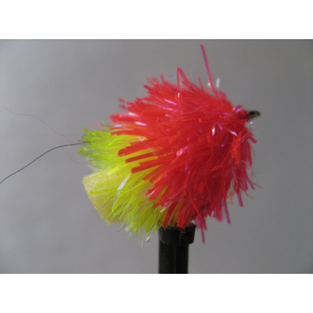 UV Red/Yellow Fab Blob Size 10