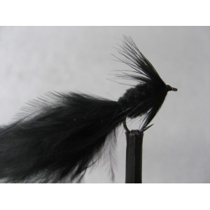 Barbless Stripped Quill Epoxy Buzzer Size 10