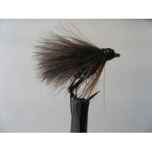 Barbless CDC Hopper Bibio Size 14