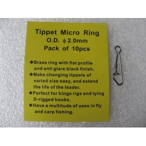 Tippet Micro Ring