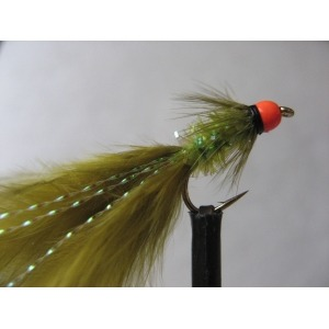 H/H Red Std Damsel Size 10