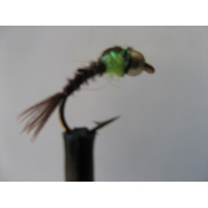 Tungsten P/ Tail Yellow
