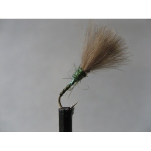 Ians CDC Olive Glister Size 14