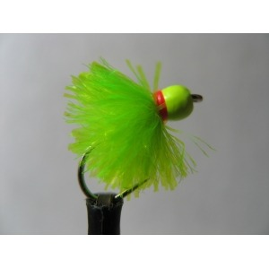 Chartreuse Beaded Stinger Size 10