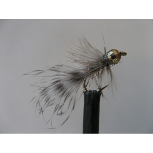 Bannisters Bug Tungsten Size 12