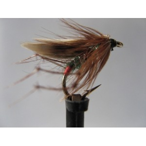 Red Arsed Leggy Green Peter Wet Size 12