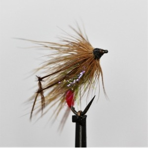 Buzzer Pinhead Hot Orange & Pearl Size 16