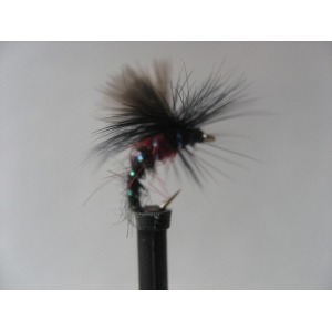 Bibio Parachute Emerger CDC Size 14