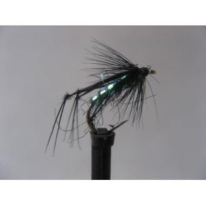 Ians Smutty Black Hopper Size 10