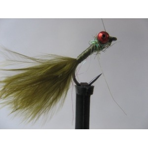 Ians Baby Damsel Barbless Size 12