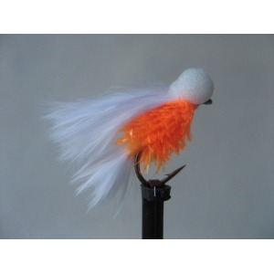 Barbless Cormorant Holo Red