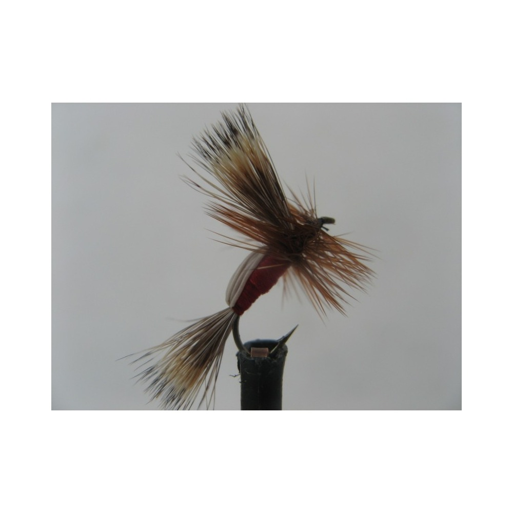 Humpy Red Size 14