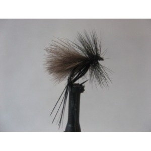 CDC Heather Fly Barbless Size 14