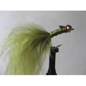 Goldhead Buzzer Black Crisp