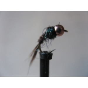 Copper Pheasant Tail NymphTungsten Size 12