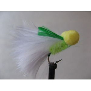 Green Splat Cat Booby Size 10