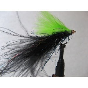 Ians Black/Green Imp Size 10