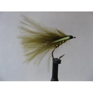 Ians Olive Cormorant Size 10