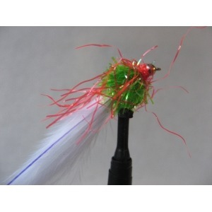 Barbless Nymph Pheasant Tail Pearly Size 12