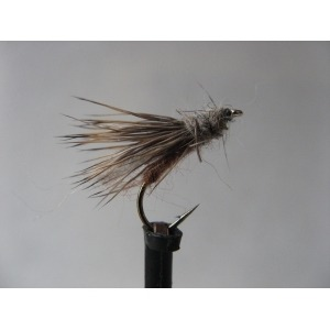 Barbless Nymph Hares Ear Firetail Size 12