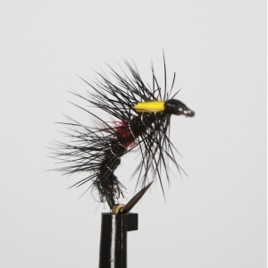 G/Head Egg Fly Red size 10