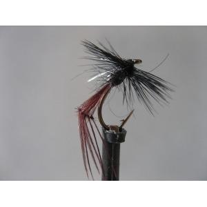 Barbless G/H Black & Sunburst Buzzer Size 12