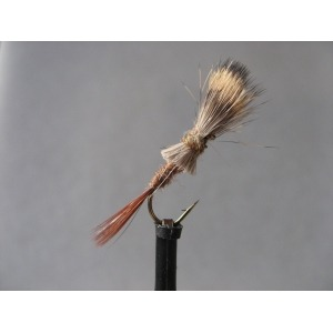 Barbless G/H Olive & Green Buzzer Size 12