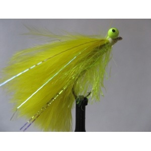 Straggle Yellow Cats Whisker Size 10 L/S