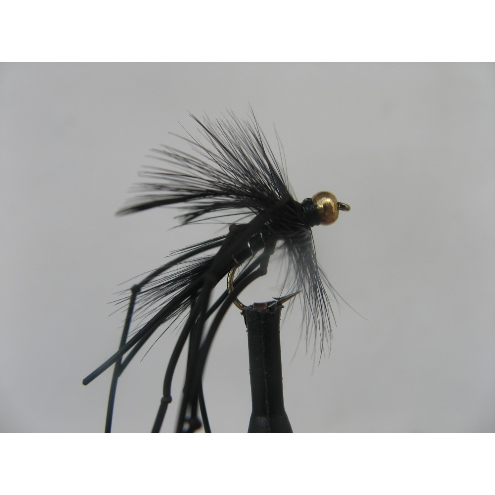 Daddy Vib. G/Head Black Size 10