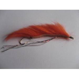 Black Holo Red Buzzer Barbless