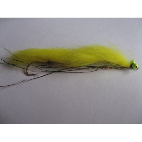 Ians G/head Rubber Lime Blob Size 10