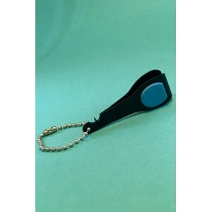 Bunny Leech UV Green/Black Size 10 L/S