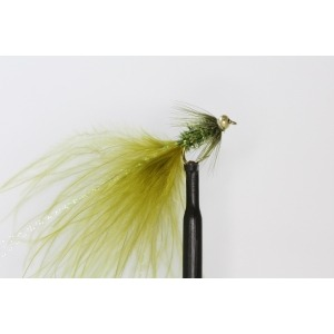 Mini Booby Cormorant Holo Red Body Size 12