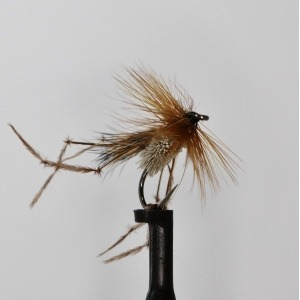 Minkie Goldhead Brown Size 10