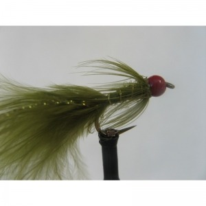 Damsel Hot Head Red Std. Size 10