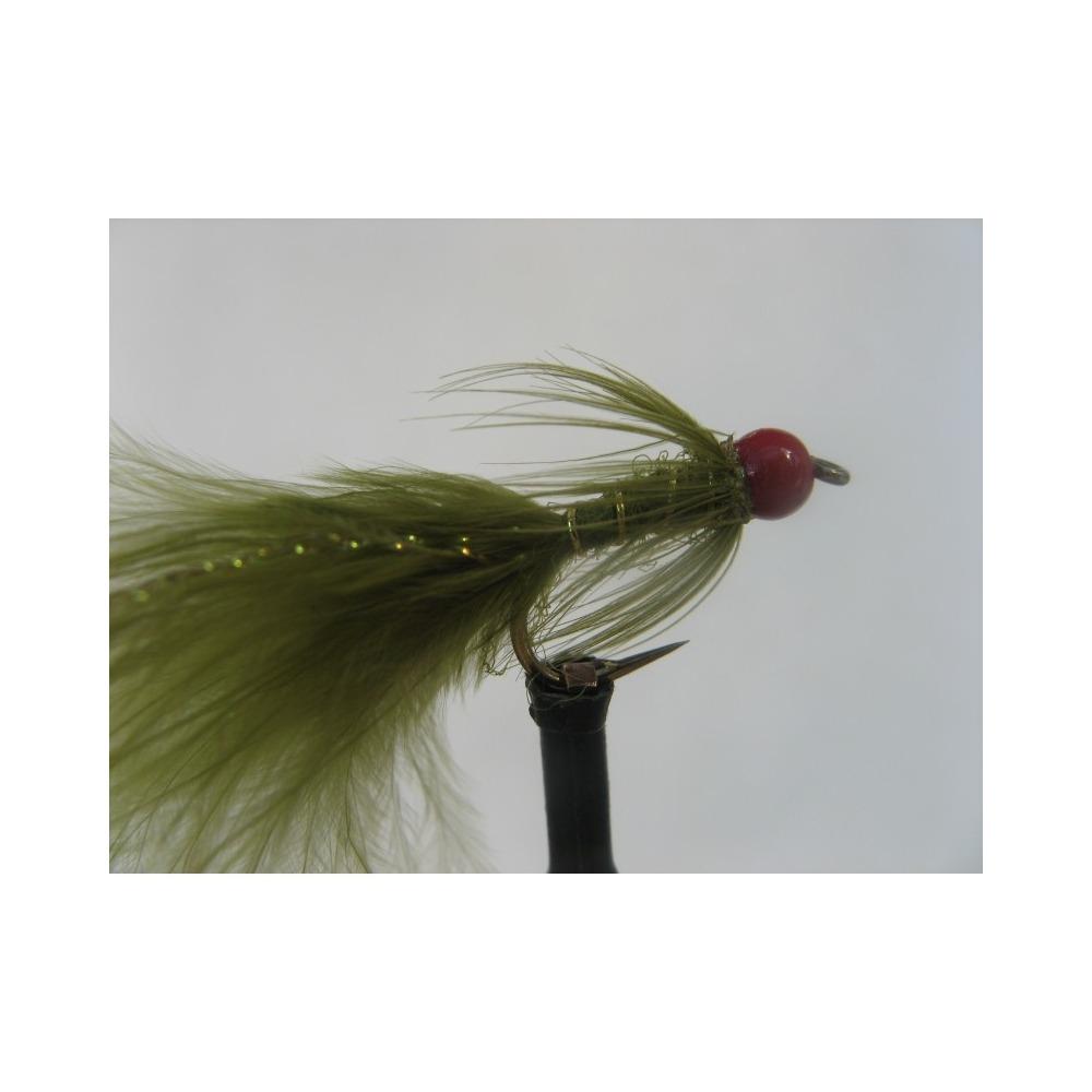 Damsel Hot Head Red Std. Size 10