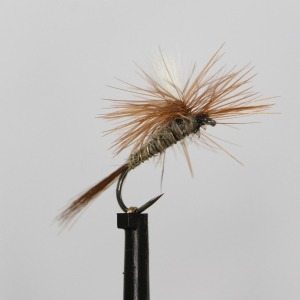 Adams Para Dry Barbless  Size 14